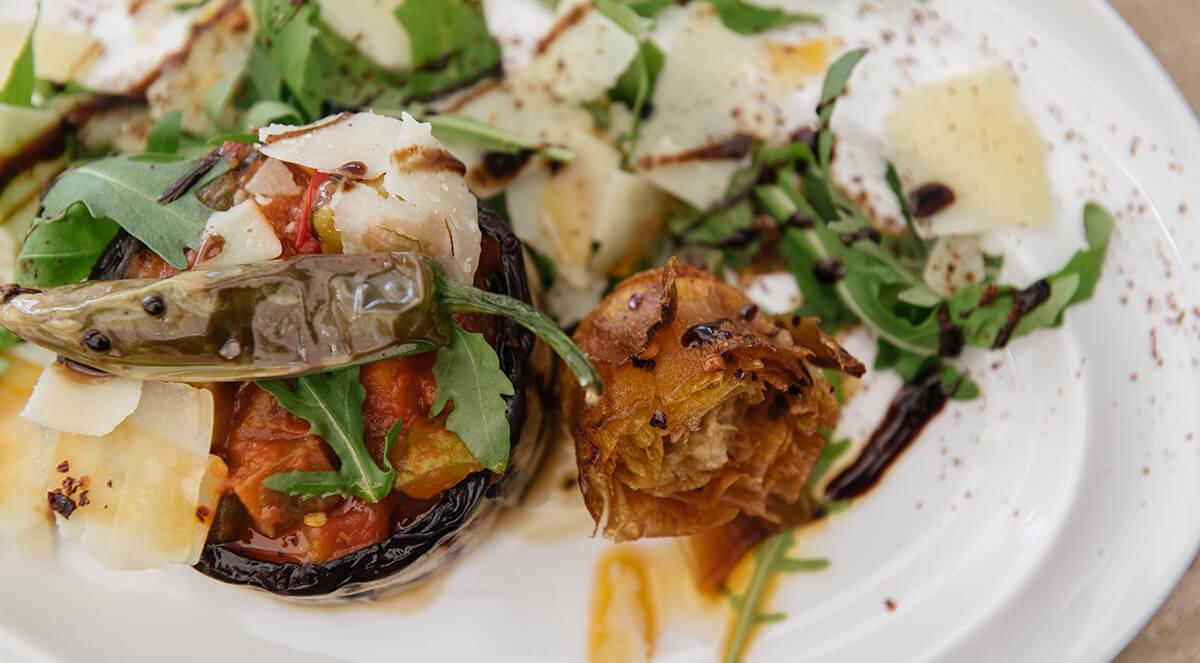 Ресторант Дел Муро - Меню и предлагани ястия
